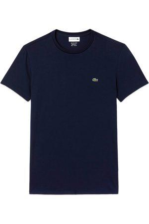 Lacoste TH6709 Pima Cotton T-Shirt - Navy