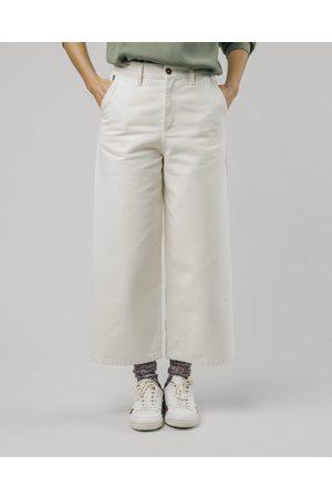 Brava Fabrics Women Wide Leg Trousers - Wide Leg Pants Raw