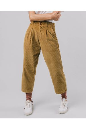 Brava Fabrics Corduroy Pants Camel