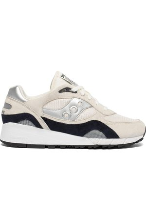 Saucony Women Trainers - Shadow 6000 Trainers - Antique/Silver
