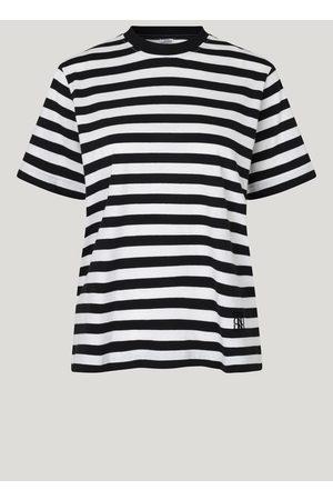 Baum und Pferdgarten Women T-shirts - Jalo Tee Black and Stripe