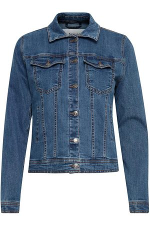 B YOUNG B Young ByPully Denim Jacket Mid