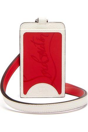 Christian Louboutin Miloucah Logo-plaque Leather Cardholder - Mens