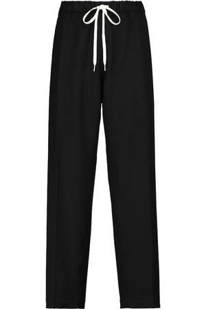 MM6 MAISON MARGIELA Drawstring wide-leg pants