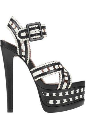 Alaïa Women Sandals - FOOTWEAR - Sandals