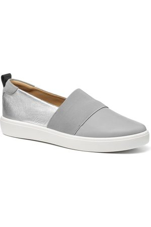 Hotter Women Casual Shoes - Dahlia Wide Fit Plimsoll
