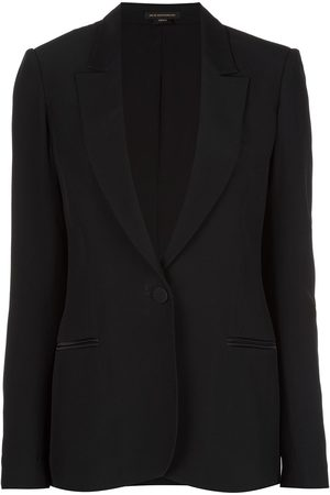 Kiki de Montparnasse Women Blazers - Silk lined tuxedo blazer