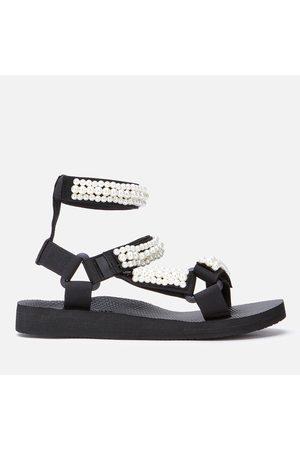 Arizona Love Women Sandals - Women's Trekky Pearl Double Ankle Sandals