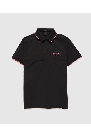 HUGO BOSS Men Polo Shirts - Men's Paule Tech Polo Shirt