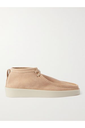 FEAR OF GOD Suede Desert Boots