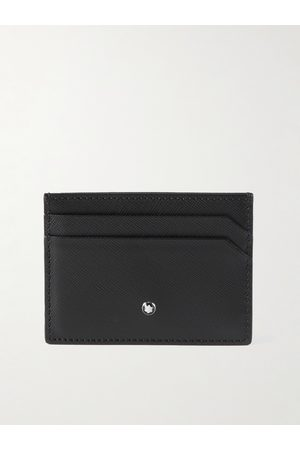 Mont Blanc Full-Grain Leather Cardholder