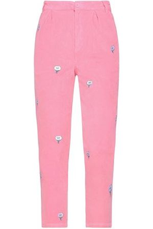 Lazy Oaf Women Trousers - TROUSERS - Casual trousers