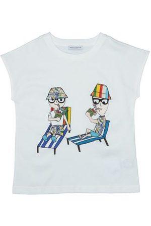 DOLCE & GABBANA Baby T-shirts - TOPWEAR - T-shirts
