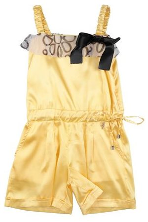 Cesare Paciotti Girls Bodysuits & All-In-Ones - DUNGAREES - Short dungarees
