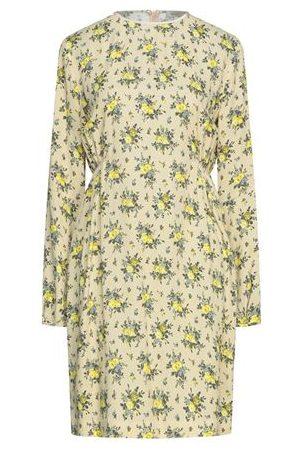 Gold Case DRESSES - Short dresses