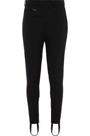 Tory Burch Woman Cotton-blend Stretch-twill Stirrup Pants Size 4