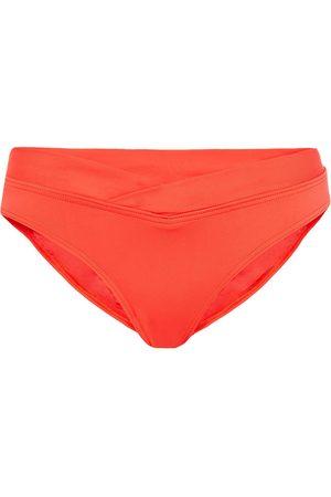 JETS Women Briefs - Woman Jetset Mid-rise Bikini Briefs Papaya Size 10