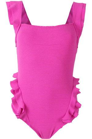 CLUBE BOSSA Women Beachwear - Barbette ruffled one-piece