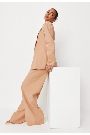 Missguided Tailored Seam Masculine Trousers