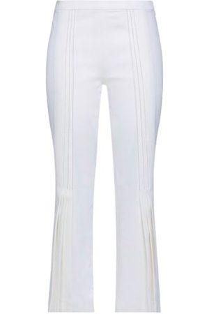 MARCO DE VINCENZO Women Trousers - TROUSERS - Casual trousers