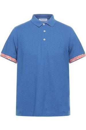 TRUSSARDI COLLECTION Men Polo Shirts - TOPWEAR - Polo shirts