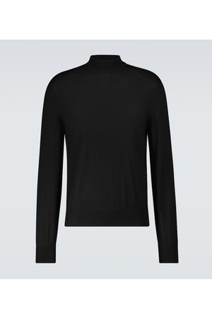 Tom Ford Cashmere and silk turtleneck sweater