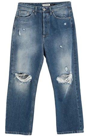 Please DENIM - Denim trousers