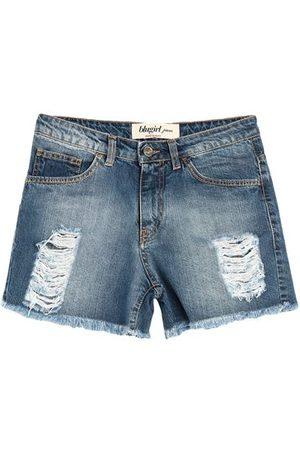 Blugirl Women Shorts - DENIM - Denim shorts