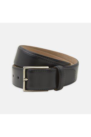 Turnbull & Asser Men Belts - Nubuck Leather Evening Belt