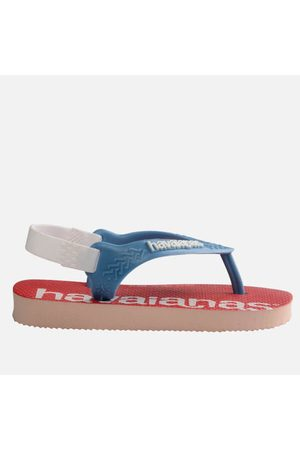 Havaianas Toddlers' Logomania Flip Flops