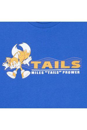 Men T-shirts - Sonic The Hedgehog Miles 'TAILS' Prower Men's T-Shirt
