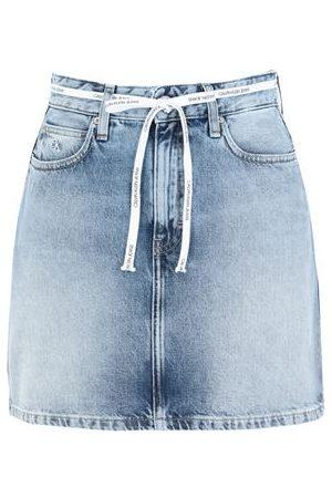 Calvin Klein Women Denim Skirts - DENIM - Denim skirts