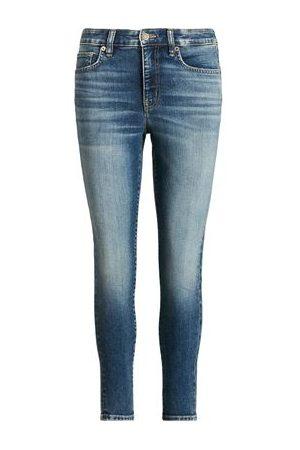 LAUREN RALPH LAUREN Women Trousers - DENIM - Denim trousers