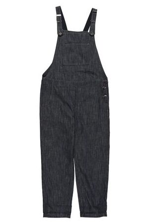 BRUNELLO CUCINELLI Girls Bodysuits & All-In-Ones - DUNGAREES - Dungarees