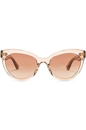 Oliver Peoples Roella Sunglasses in Blush