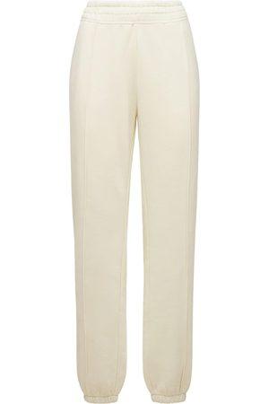 Nike Women Trousers - Cotton Blend Fleece Sweatpants