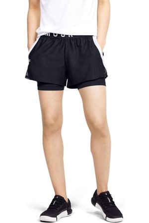 Under Armour Play Up 2-In-1 Shorts - /