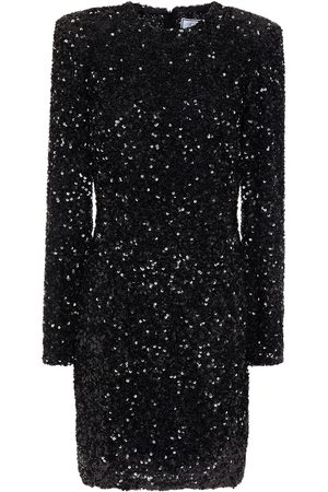 Redemption Woman Sequined Tulle Mini Dress Size 38