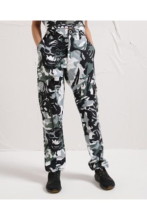 Superdry Trousers - Unisex Energy Dystopia Cargo Trousers