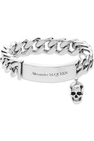 Alexander McQueen Men Bracelets - Identity Chain Bracelet