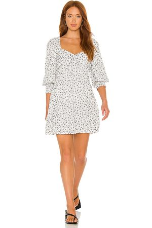 FAITHFULL THE BRAND X REVOLVE Arianne Mini Dress in . Size XS, S, M, XL.