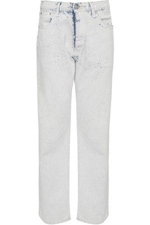 Maison Margiela Cotton Denim Regular Fit Jeans