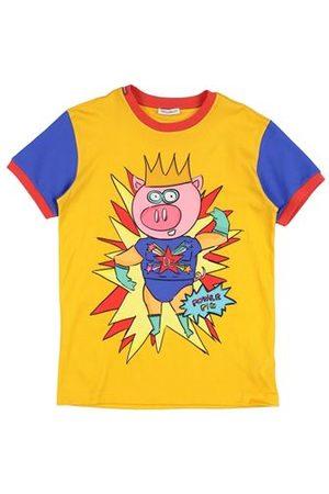 DOLCE & GABBANA Boys Short Sleeve - TOPWEAR - T-shirts