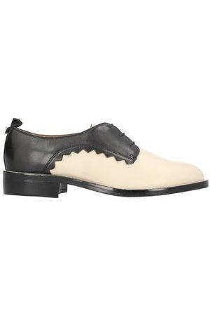 Emporio Armani Women Heels - FOOTWEAR - Lace-up shoes