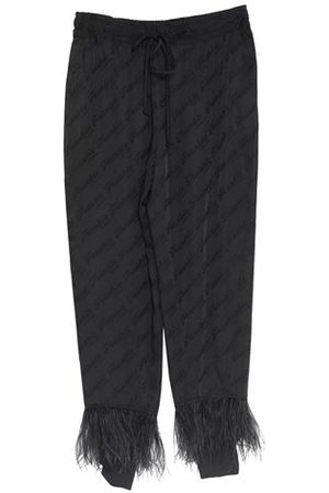 FRANKIE MORELLO Women Trousers - TROUSERS - Casual trousers