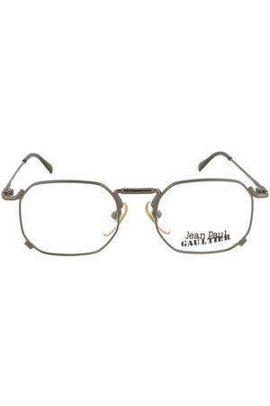 Jean Paul Gaultier MEN'S 558175GREY METAL GLASSES