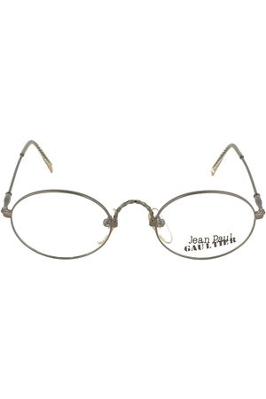 Jean Paul Gaultier MEN'S 550175GUNMETAL METAL GLASSES