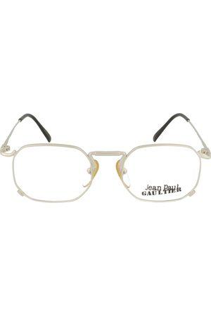 Jean Paul Gaultier MEN'S 558175SILVER METAL GLASSES
