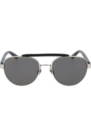 Calvin Klein Men Sunglasses - MEN'S CK19306S001 BEIGE METAL SUNGLASSES