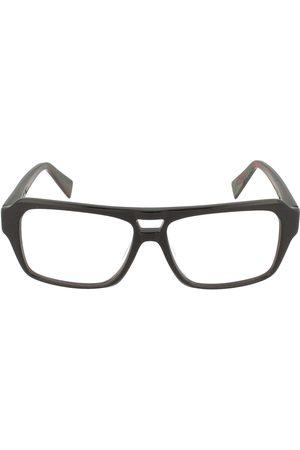ALAIN MIKLI MEN'S AL1214B03S ACETATE GLASSES